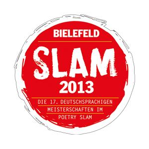 DIE 17. DEUTSCHSPRACHIGEN MEISTERSCHAFTEN IM POETRY SLAM - 2013 in BIELEFELD