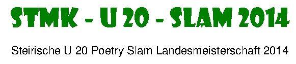 Stmk U20 LM 2014