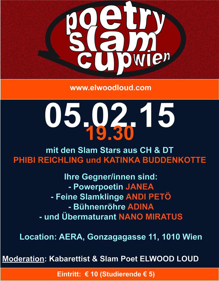 Poetry Slam Cup 05.02.