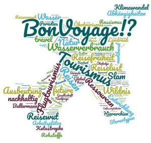 Bon Voyage Wordcloud
